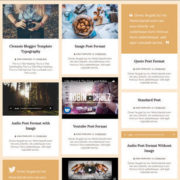 Cleansis Blogger Templates