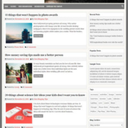 Cleator Blogger Templates
