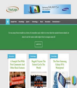 Clicker Blogger Templates