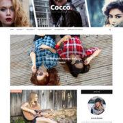 Cocco Blogger Templates
