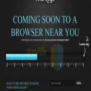 Coming Soon Blogger Templates