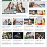 CoolBaby Blogger Templates