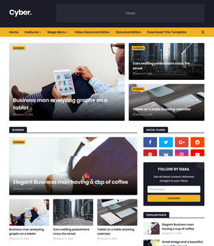 SEO Ready Blogger Templates 2018 Free Download