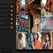 DCM V2 Orange Responsive Blogger Templates