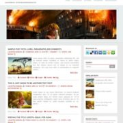 DailyTribune Blogger Templates