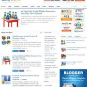 Dailytheme Blogger Templates