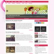 DatingMag Blogger Templates
