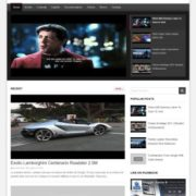 DeTube Video Blogger Templates