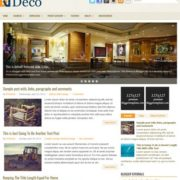 Deco Blogger Templates