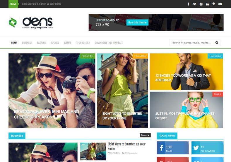 Den blogspot Blogger Template. best blogspot templates for your blogspot blog. Latest designs released in gooyaabitemplates. Den blogspot Blogger Template.