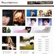 Deposit Photos Blogger Templates
