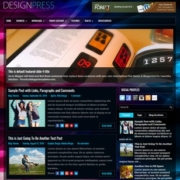 Design Press Blogger Templates
