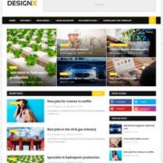 DesignX Blogger Templates