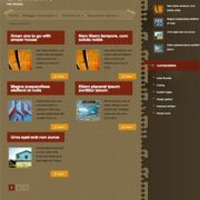 Deviant Blogger Templates