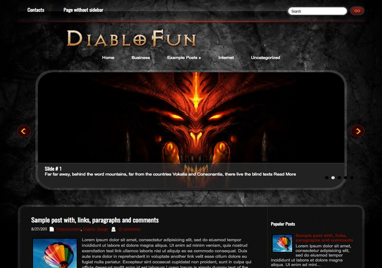 DiabloFun Blogger Template. Free Blogger templates. Blog templates. Template blogger, professional blogger templates free. blogspot themes, blog templates. Template blogger. blogspot templates 2013. template blogger 2013, templates para blogger, soccer blogger, blog templates blogger, blogger news templates. templates para blogspot. Templates free blogger blog templates. Download 1 column, 2 column. 2 columns, 3 column, 3 columns blog templates. Free Blogger templates, template blogger. 4 column templates Blog templates. Free Blogger templates free. Template blogger, blog templates. Download Ads ready, adapted from WordPress template blogger. blog templates Abstract, dark colors. Blog templates magazine, Elegant, grunge, fresh, web2.0 template blogger. Minimalist, rounded corners blog templates. Download templates Gallery, vintage, textured, vector, Simple floral. Free premium, clean, 3d templates. Anime, animals download. Free Art book, cars, cartoons, city, computers. Free Download Culture desktop family fantasy fashion templates download blog templates. Food and drink, games, gadgets, geometric blog templates. Girls, home internet health love music movies kids blog templates. Blogger download blog templates Interior, nature, neutral. Free News online store online shopping online shopping store. Free Blogger templates free template blogger, blog templates. Free download People personal, personal pages template blogger. Software space science video unique business templates download template blogger. Education entertainment photography sport travel cars and motorsports. St valentine Christmas Halloween template blogger. Download Slideshow slider, tabs tapped widget ready template blogger. Email subscription widget ready social bookmark ready post thumbnails under construction custom navbar template blogger. Free download Seo ready. Free download Footer columns, 3 columns footer, 4columns footer. Download Login ready, login support template blogger. Drop down menu v
