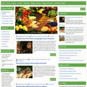 DietingMadeEasy Blogger Templates