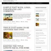 Diginews Blogger Templates