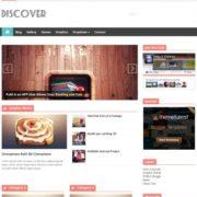 Discover Responsive Blogger Templates
