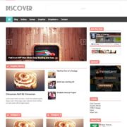 Discover Responsive Blogger Templates