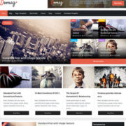 Domag Blogger Templates