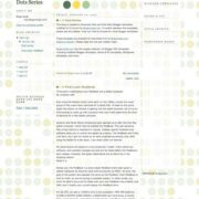 Dots Blogger Templates