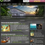 Dream Blogger Templates