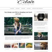 Eclair Blogger Templates