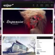 Eclipse Blogger Template
