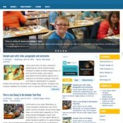 EducationCenter Blogger Templates
