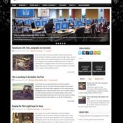 EducationWP Blogger Templates