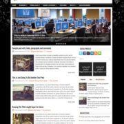 EducationWP Blogger Templates