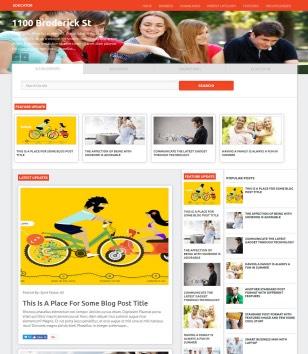 Educator Blogger Templates
