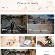 Edward Stella Blogger Templates