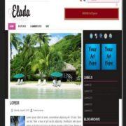 Elada Blogger Templates