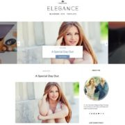 Elegance Blogger Templates