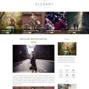 Elegant Full Post Blogger Templates