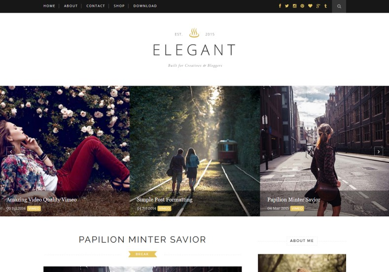 Elegant Full Post Blogger Template. Blogger Themes. Free Blogspot templates for your blogger blog. Best suitable for news blog templates. Best Ads ready blogspot templates help for add adsense ad code and easily showing adsence ads in your blog. Adapted from WordPress templates are converted from WordPress themes. It is help for take your rich. Blogger magazine template specially designed for magazine blogs. The writers can utilize this themes for take blog attractive to users. Elegant themes are more used themes in most of the blogs. Use minimalist blog templates for rich look for your blog. Free premium blogger themes means, themes authors release two types of themes. One is premium another one is free. Premium templates given for cost but free themes given for no cost. You no need pay From California, USA. $10 USD, or $20 USD and more. But premium buyers get more facilities from authors But free buyers. If you run game or other animation oriented blogs, and you can try with Anime blog templates. Today the world is fashion world. So girls involve to the criteria for make their life fashionable. So we provide fashion blogger themes for make your fashionable. News is most important concept of the world. Download news blogger templates for publishing online news. You can make your blog as online shopping store. Get Online shopping store blogger template to sell your product. Navigation is most important to users find correct place. Download drop down menu, page navigation menu, breadcrumb navigation menu and vertical dropdown menu blogspot themes for free. Google Guide to blogging tips and tricks for bloggers. Google bloggers can get blogspot trick and tips for bloggers. Blog templates portfolio professional blogspot themes, You can store your life moments with your blogs with personal pages templates. Video and movie blogs owners get amazing movie blog themes for their blogs. Business templates download. We publish blogger themes for photographers. Photographers easily share photos via photography blog themes. St valentine Christmas Halloween templates. Download Slideshow slider templates for free. Under construction coming soon custom blogspot template. Best beautiful high quality Custom layouts Blog templates from templateism, SoraTemplates, templatetrackers, simple, cute free premium professional unique designs blog themes blogspot themes. Seo ready portfolio anime fashion movie movies health custom layouts best download blogspot themes simple cute free premium professional unique designs xml html code html5. Elegant Full Post Blogger Template
