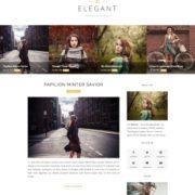 Elegant Responsive Blogger Templates