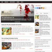 ElegantBlog Blogger Templates
