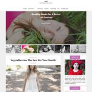 Elvira Blogger Templates