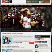 EndZone Blogger Templates