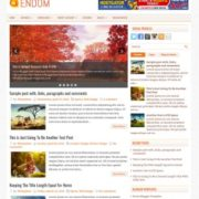 Endom Blogger Templates