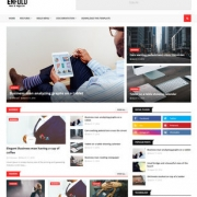 Enfold Blogger Templates