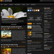 Estada Blogger Templates