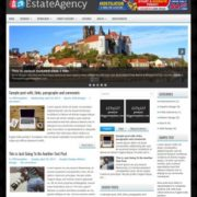 EstateAgency Blogger Templates