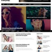 EveryDay Blogger Templates