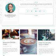 Expresso Blogger Templates