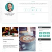 Expresso Sidebar Blogger Templates