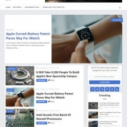 FB NewsRoom Blogger Templates