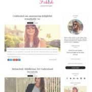 Fabish Blogger Templates